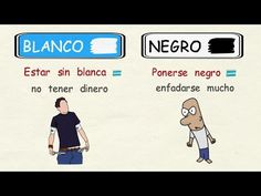 Aprender español: De colores I (nivel intermedio) - YouTube