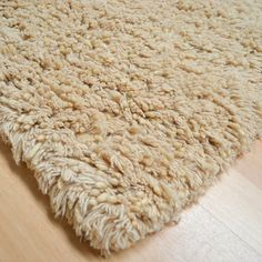 Shetland rugs - pure wool shaggy - gold buy online from the rug seller uk