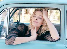 Margot Robbie by Max Doyle for Harper's Bazaar