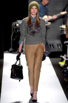 Rebecca Minkoff | Fall 2013 Ready-to-Wear Collection | Style.com