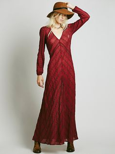 Free People Sandcastle in the Sky Maxi at Free People Clothing Boutique