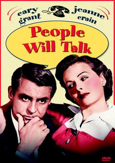 People Will Talk, starring Cary Grant and Jeanne Crain