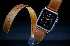 Hermes watchband for the Apple Watch