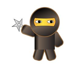 Create a Vector Ninja Graphics for Special Projects