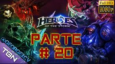 Heroes of the Storm Gameplay Español Partida # 20 NOVA 1080p 2.0 @georgexcv