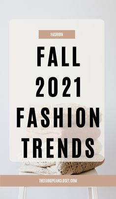 If you're looking for the best fall/winter 2021 fashion trends, you've landed in the right place. Here are the best fashion trends for fall.   fall trends   fall outfit ideas   autumn trends   2021 trends   trends for fall   fashion trends for fall 2021 Winter Colors, Summer Colors, Fall Fashion Trends, Fall Trends, Casual Winter Outfits, Fall Outfits, Autumn Winter Fashion, Fall Winter, Blogger Tips