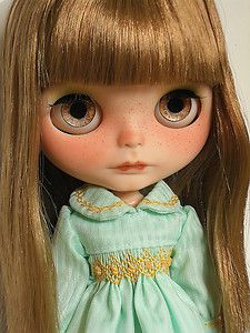 OOAK Blythe custom by Iskah ~ currently at £539