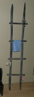 Booth #555: Tobacco Stick Ladder Full Size