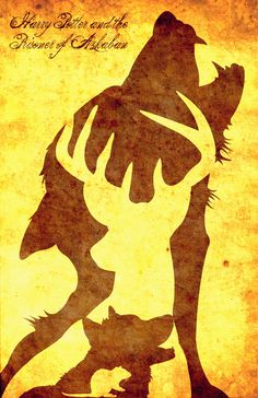 Masters Moony, Wormtail, Padfoot, & Prongs