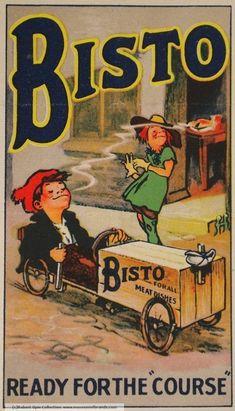 Old school gravy. Vintage Advertising Posters, Old Advertisements, Vintage Posters, 1950s Advertising, Vintage Labels, Vintage Signs, Vintage Ads, Vintage Food, Vintage Tattoo Sleeve