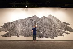 Markers Make Mountains in the Work of This Midwestern Artist   The Creators Project