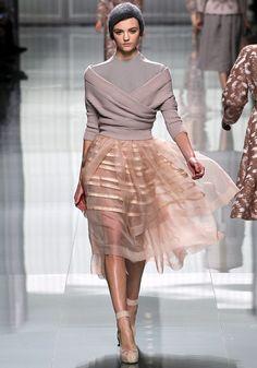 Christian Dior Fall 2012 RTW