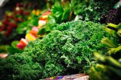 Kale : A vegan's guide to enjoying kale in all its forms.