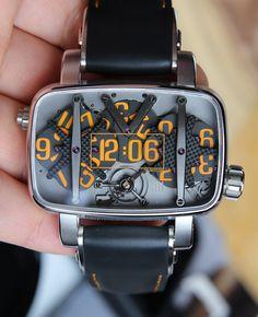 Watch Hands On + Flash Sale hands on Best Watches For Men, Luxury Watches For Men, Cool Watches, Unique Watches, Vintage Watches, Gucci Watch, Silver Pocket Watch, Skeleton Watches, Hand Watch