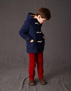 Ladybird Boys Hooded Duffle Coat on shopstyle.co.uk | Boys fashion