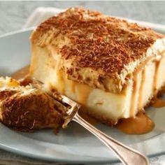 Caramel milk tart | Food24