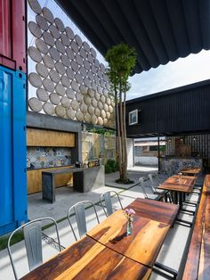 Gallery of Ccasa Hostel / TAK architects - 4