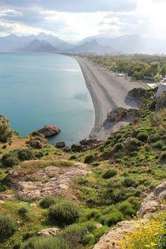 Antalya konyaalti sahili