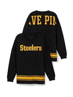 Pittsburgh Steelers Varsity Crew - PINK - Victoria's Secret