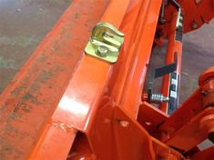 Ken's Bolt on Grab Hooks <<Kubota Hooks>> Kubota Compact Tractor, Compact Tractors, Tractor Accessories, Kubota Tractors, Tractor Attachments, Outdoor Projects, Great Pictures, Buckets, Forks