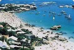 A travel guide to beaches in Cape Town. Visit Camp's Bay, Clifton and Hout Bay beaches in Cape Town. Clifton Beach, Knysna, Kwazulu Natal, Port Elizabeth, Table Mountain, Cape Town, Places Ive Been, South Africa, Waves