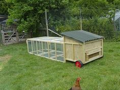 if you're a keen Quail keeper why not treat them to a bespoke Quail house and run?