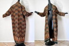 Rare Art Deco Beacon Robe Men's Bathrobe Vintage by elliemayhems