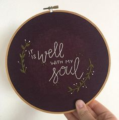This item is made of embroidery thread, cotton, felt, natural wood and is available in size: 8 inch inches, 10 inches inches. Wooden Embroidery Hoops, Hand Embroidery Art, Cross Stitch Embroidery, Embroidery Patterns, Cross Stitch Patterns, Heart Crafts, Hanging Wall Art, Cross Stitching, Sewing Projects