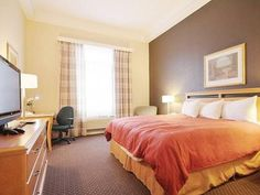 Country Inn and Suites Ottawa West Kanata (ON), Canada