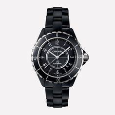 La boîte à montre: CHANEL J12-G.10 Noire