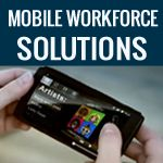 A Video about how the use of Mobile Workforce Solutions  have improved efficiencies and productivity in the Healthcare industry.