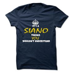 [Top tshirt name meaning] SIANO  Shirts of year  SIANO  Tshirt Guys Lady Hodie  TAG YOUR FRIEND SHARE and Get Discount Today Order now before we SELL OUT  Camping administrators