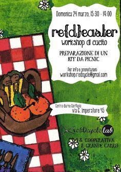 #picnic #workshop #redcyclelab #easter