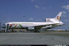 Tajikistan Airlines Lockheed L-1011-385-3 TriStar 500 aircraft