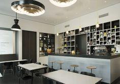 5 cool coffee spots in Paris