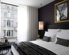 modern boutique hotel designer