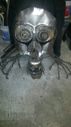 #steampunk #heart #love #pain #hurt #blood #halloween #valentine #poe #skull #face #mask #head #brain #real #tattoo #gun #skeleton #weldporn #brutalist #hand #love #hate #sculpture #slipknot #eminem #deftones #korn #art #MetalArt #playstation #xbox