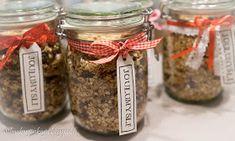 Silmukanjuoksuja: joulukuuta 2015 Mason Jars, Mason Jar, Glass Jars, Jars