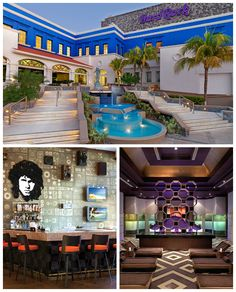 The Hard Rock Hotel Riviera Maya is the perfect destination wedding venue for funky and fun modern couples. Learn about their wedding packages in this post.