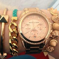 Michael Kors  jewelry  #etsy #michaelkors #forever21