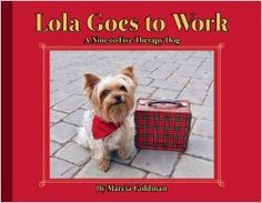 Lola is a Yorkshire Terrier therapy dog.  I loved these photographs!  10/16/13