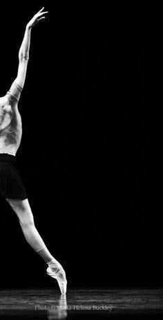 NOW THATS A POINTE