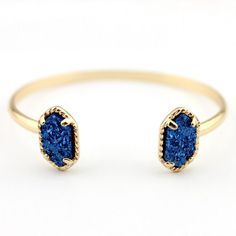 Famous Brand Jewelry Fashion Druzy Station Bangles for Women Trendy Female Boutique Drusy Cuff Bracelets Friends Forever Bangles - http://jewelryfromchina.com/?product=famous-brand-jewelry-fashion-druzy-station-bangles-for-women-trendy-female-boutique-drusy-cuff-bracelets-friends-forever-bangles