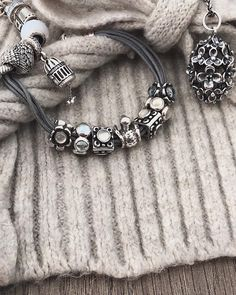 Hope you are enjoying your Monday my friends! Pandora Leather Bracelet, Pandora Bracelets, Pandora Jewelry, Pandora Collection, Gifts For Photographers, Lucky Charm, Memorable Gifts, Creative Gifts, Bracelets For Men