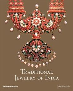 Traditional Jewelry of India: Oppi Untracht: 9780500287491: Amazon.com: Books