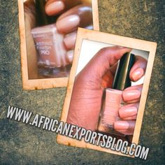 Nude nail polish for dark skin tone