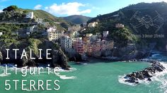 Italie Ligurie CinqTerres [Team NanoPirate] Drone. (Pinner...beautiful city)! Via Joe Capra...travelwithdrone.com