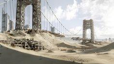 Weta Digital & The Maze Runner: http://www.playmagazine.info/weta-digital-the-maze-runner/