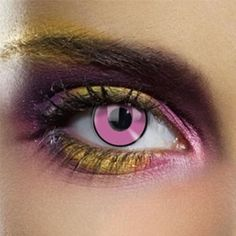 Transform your look with contact lenses from You Know It! We have an amazing range of novelty contact lenses, fashion contact lenses and fancy dress contacts that make it easy to create any look - plus they are safe and easy to use day or night. Novelty Contact Lenses, White Contact Lenses, Eye Contact Lenses, Coloured Contact Lenses, Cat Eye Contacts, Green Contacts Lenses, Halloween Contacts, Colored Contacts, Halloween Makeup