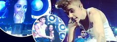 """I always dreamed about it: """"One Less Lonely Girl"""" account details of the moment with Justin Bieberin in the 1st concert Oslo, Norway"""